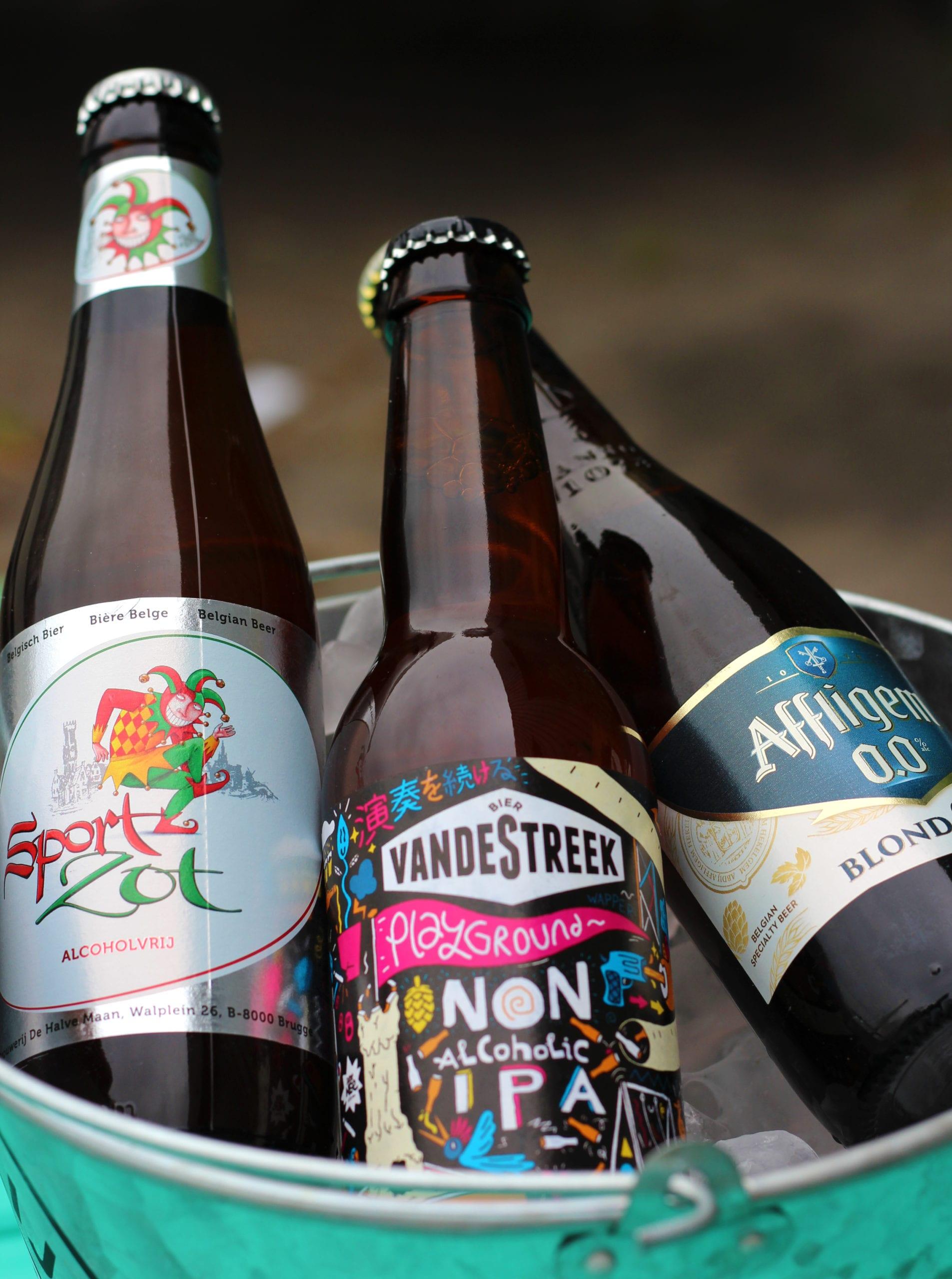 Alcoholarm/vrij bierpakket