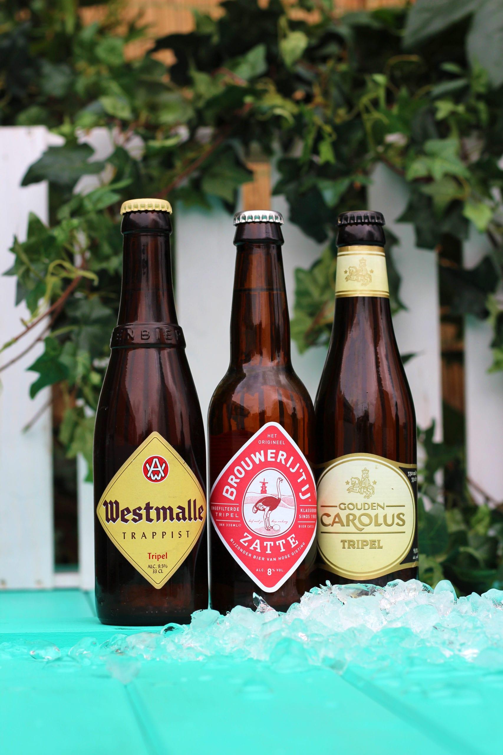 Zomers tripel bierpakket