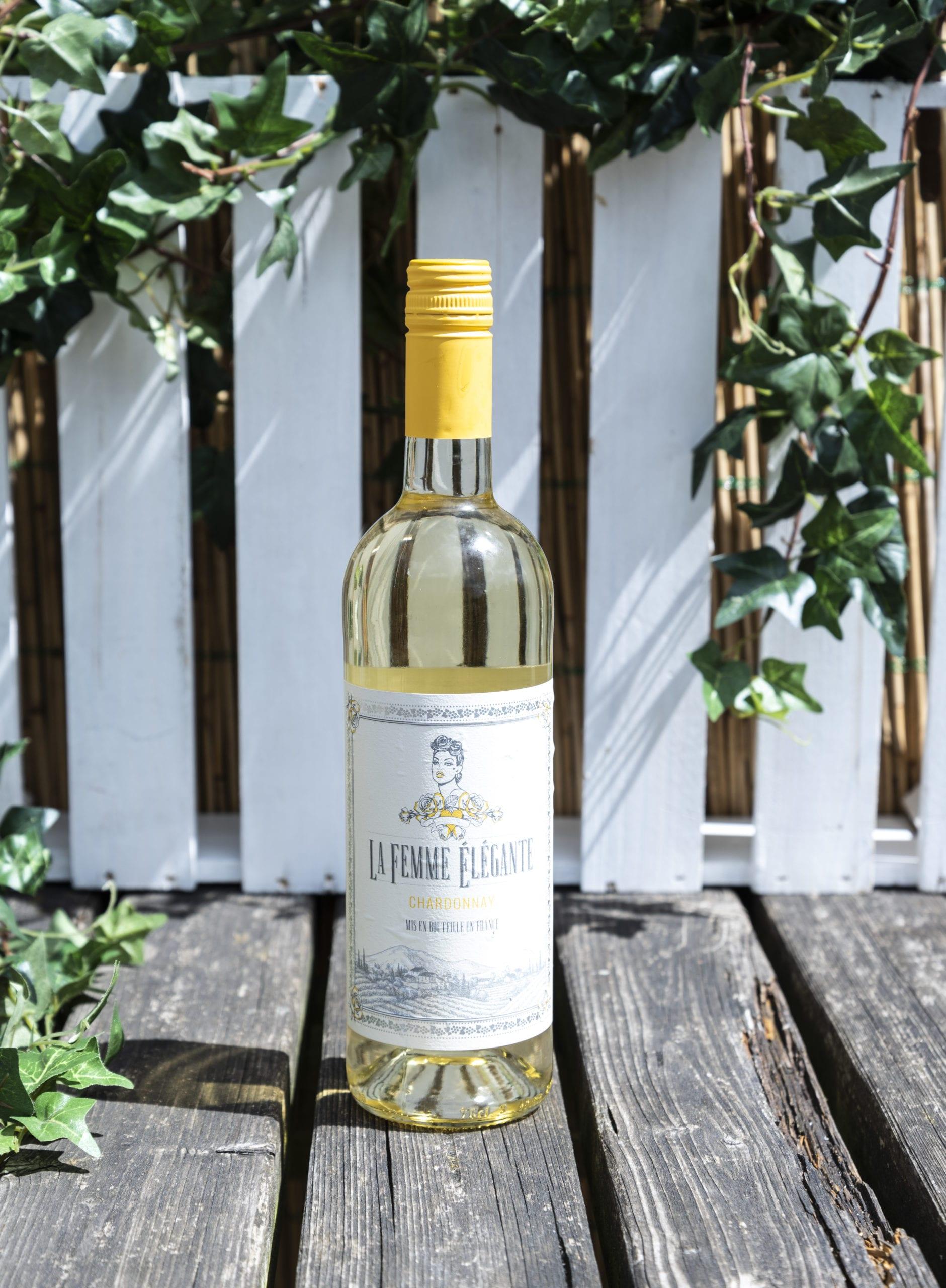 Soepel – La Femme Elegante – Chardonnay – wit