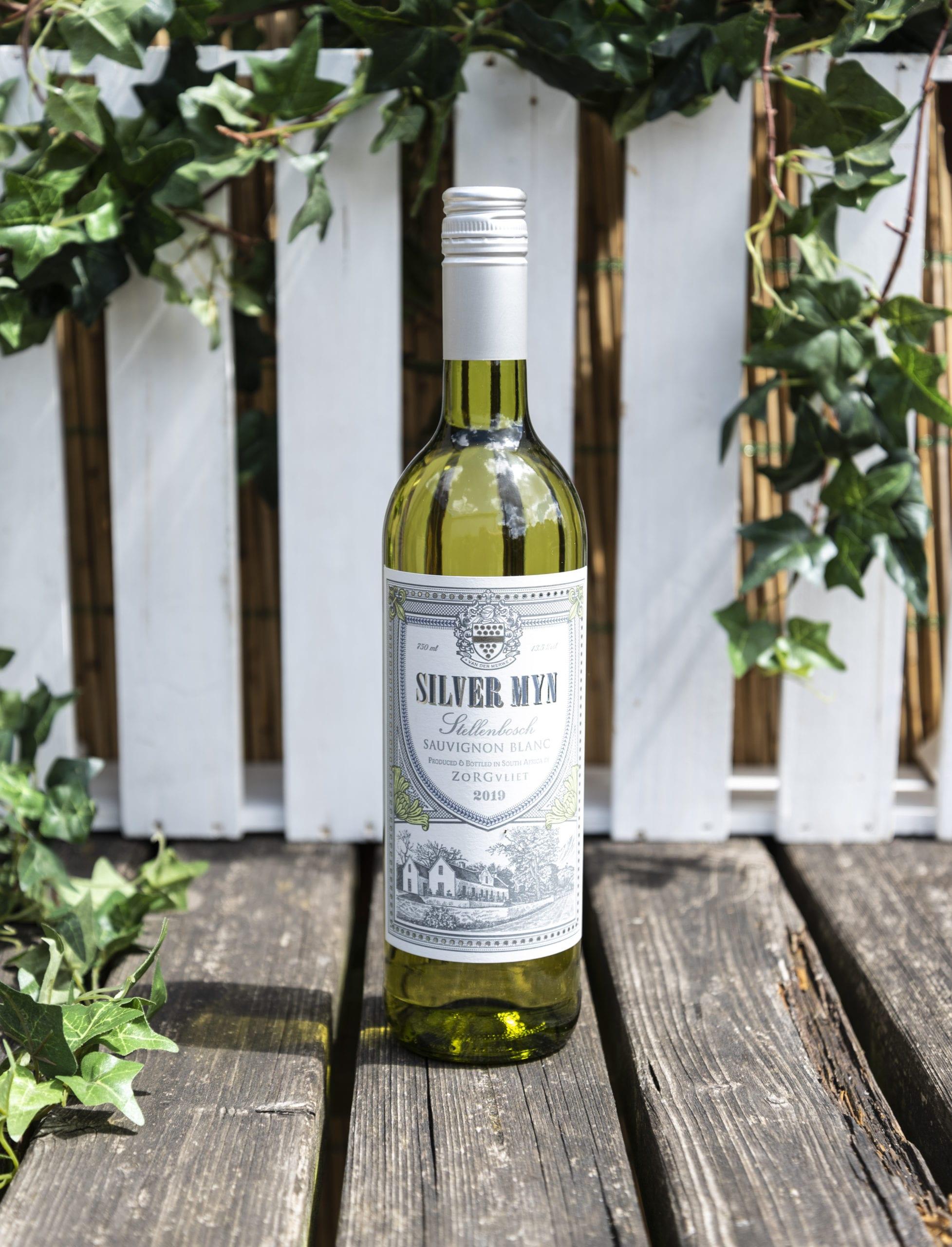 Fruitig – Silver Myn, Sauvignon Blanc – wit